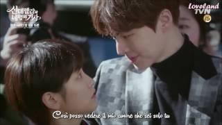 Jessi - My Romeo (Cinderella and Four Knights OST) SUB ITA