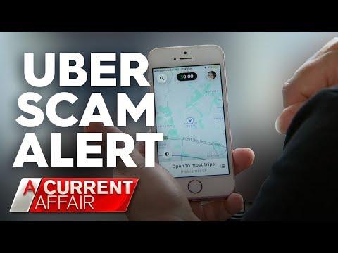 Uber scam unveiled | A Current Affair