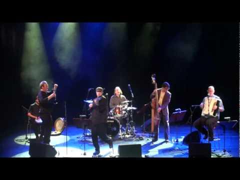 klezwoods was in concert in Helsinki Savoy Theater 11