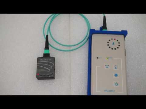 MPOMTP 12 channels Fiber Identifier  VFL MT12 IDE 2