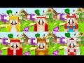 EVERY MARIO POWER-UP EVER! [Super Mario] - Mario's Nintendo Land - (Minecraft Switch) [35]