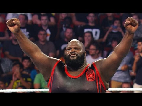 WWE celebrates Black History Month with a look at Mark Henry's career: Raw, February 1, 2016