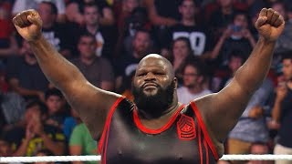 Baixar - Wwe Celebrates Black History Month With A Look At Mark Henry S Career Raw February 1 2016 Grátis