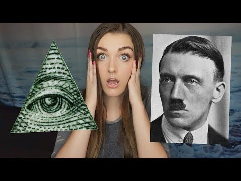 ADOLF HITLER IS STILL ALIVE?! CONSPIRACY THEORY