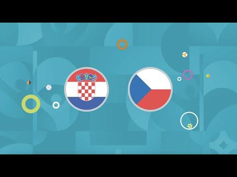 Druhý zápas na EURO2020: Česko změří síly s Chorvatskem