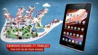 Lenovo S5000 Tablet Tour