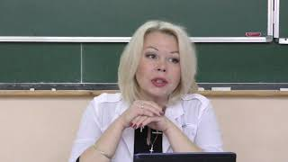 Лекция зав. кафедрой дерматовенерологии с курсом гигиены Толмачевой Н. В. 18.11.2017