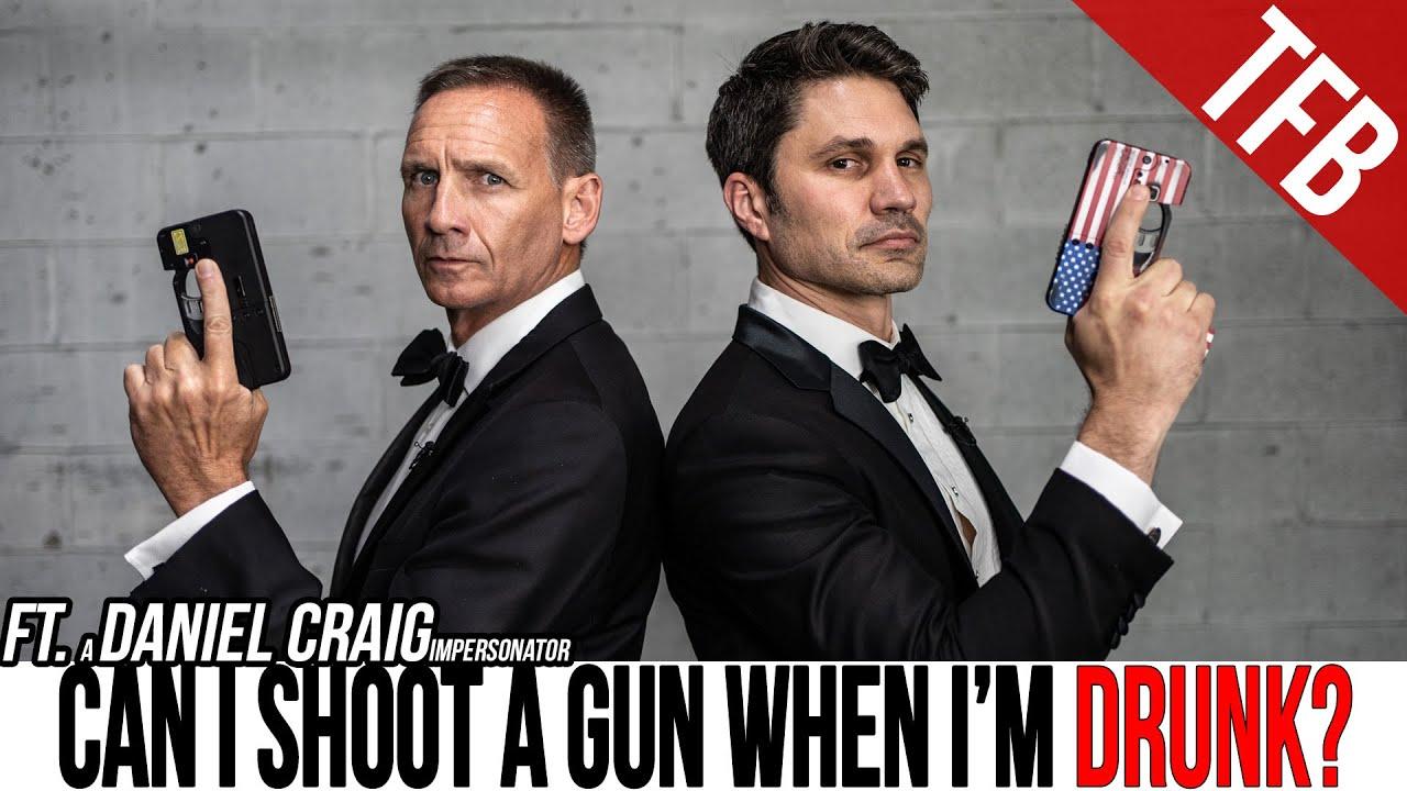 Shooting While I'm Drunk (ft. James Bond)