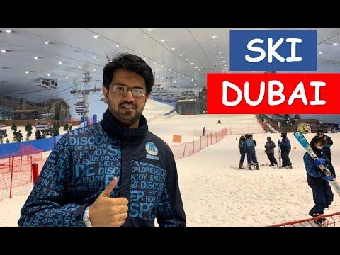 Ski Dubai – Complete Tour of Ski Dubai – Tourist Destination in Dubai