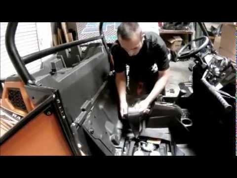 prp harness installation - YouTube