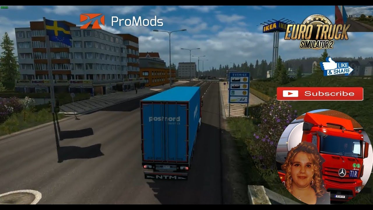 ProMods 2 31 1 32 x » ETS2 mods, SCS mods, Euro Truck
