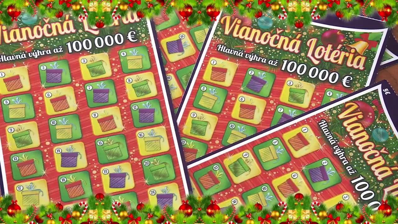 Vianon lotria #1722 - tipos, nrodn lotriov spolonos