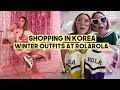 Shopping in Korea: Winter Outfits at Rolarola 2018 (Hongdae) | Q2HAN