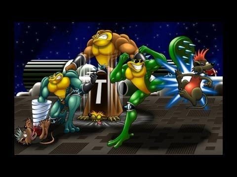 Super Battletoads Прохождение (Arcade)