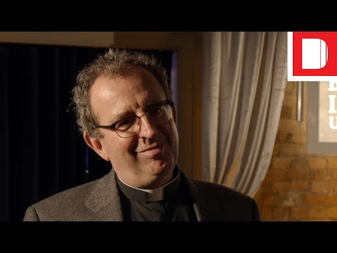Reverend Richard Coles On Marketing The Church Of England