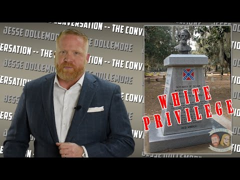Confederate Monuments and White Privilege - #TheConversation