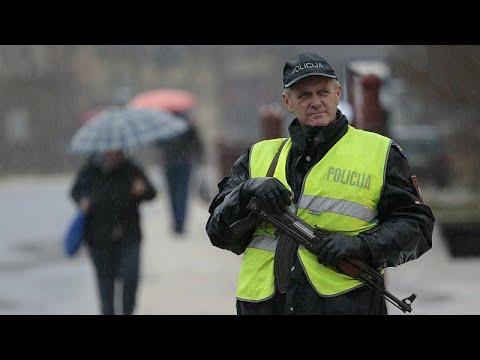 البوسنة تحتجز مهاجرين أفغان للاشتباه بصلتهم بالإرهاب  - نشر قبل 18 دقيقة