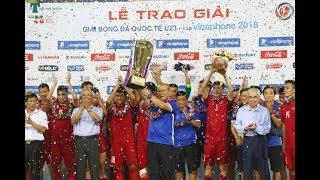 Hành trình U23 Việt Nam vô địch cúp Tứ hùng 2018