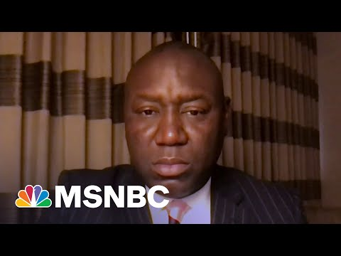 Wright Family Atty. Crump: Bring 'Manslaughter' Charges Against Ofc. Potter   Hallie Jackson   MSNBC