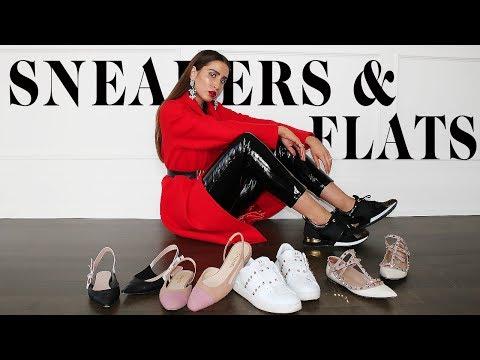 My Best & Worst Luxury Designer Sneakers and Flats Buys | Niki Sky