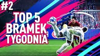 NEYMAR OSZALAŁ!!! FIFA 19: TOP 5 BRAMEK TYGODNIA (#2)