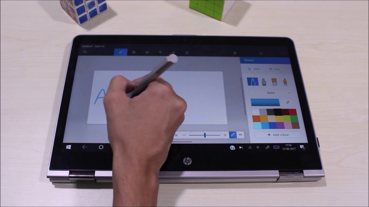 Hp Pen Review With Hp Pavilion X360 Youtube