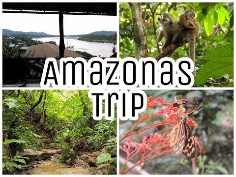 Auslandsjahr: Amazonas Trip || Ecuador2017/2018
