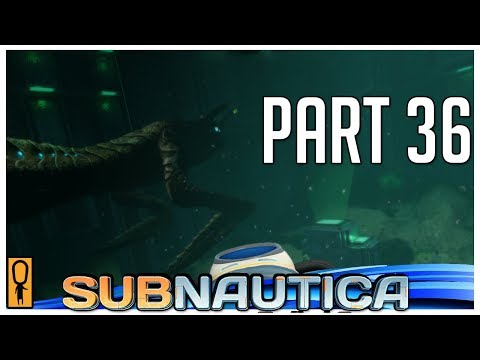 THE TANK - Let's Play Subnautica Blind Part 36 - FULL RELEASE GAMEPLAY [TWITCH]