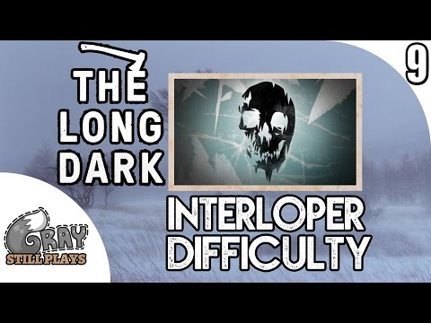 The Long Dark INTERLOPER Difficulty Vigilant Trespass | Improvised Hatch, Knife + Arrowheads! | Ep 9