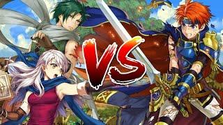 Legendary Hero Battle - Roy Blazing Lion INFERNAL - Fire Emblem Heroes