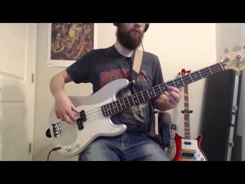 15 Step By Radiohead Bass Cover