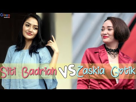 Lagu Dangdut Terbaru 2018 - Siti Badriah vs Zaskia Gotik 2018