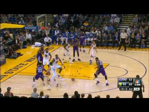 Festus Ezeli Career High 15 Points Full Highlights 12 22 2014