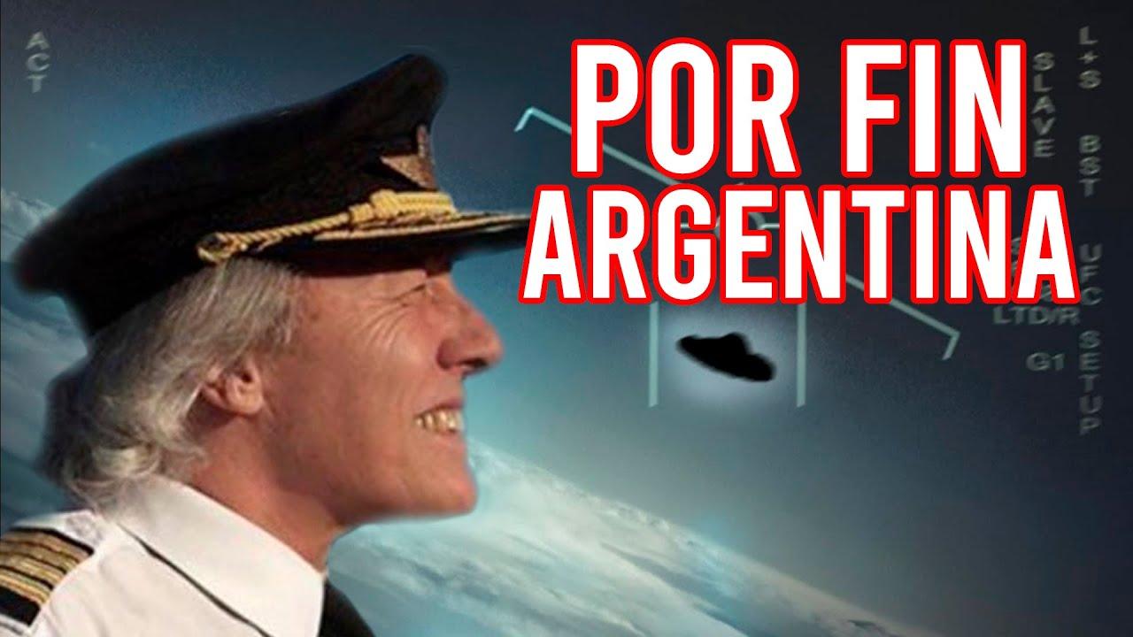 POR FIN Argentina DESCLASIFICA su PRIMER Caso OVNI