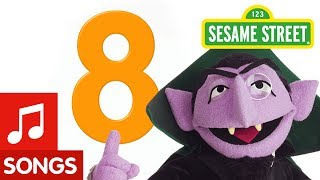 Sesame Street: Number 8! (Number of the Day Song)
