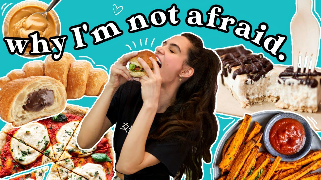 Eating all of your FEAR FOODS. [How I Do it Daily]