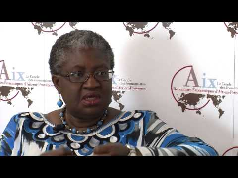 Ngozi Okonjo Iweala, Former Minister for Finance, Nigeria