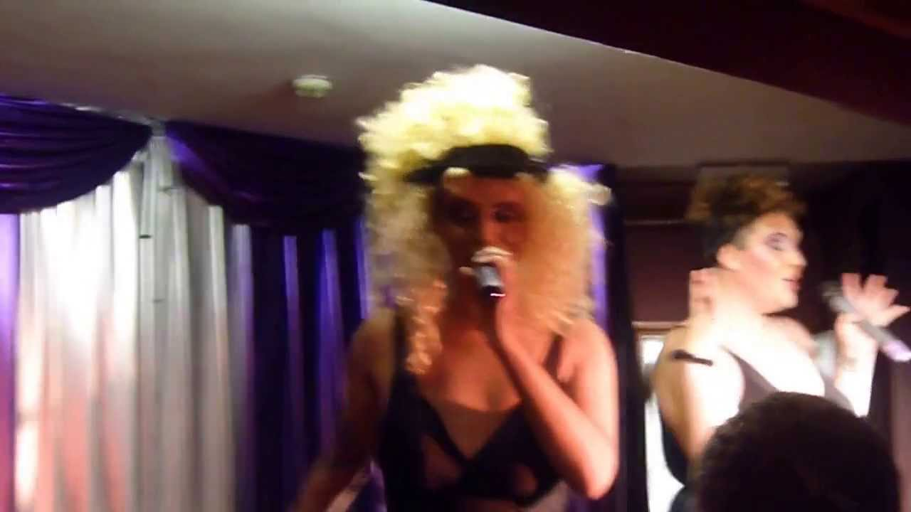Queens Of Pop Kylie Minogue Parody Live At The Flying Handbag