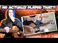 Alip Ba Ta - Lingsir Wengi | Fingerstyle Guitar Cover | REACTION 2020