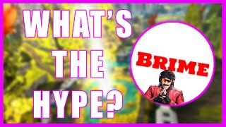 The Brime Conspiracy Theory And The Truth Behind Drdisrespect