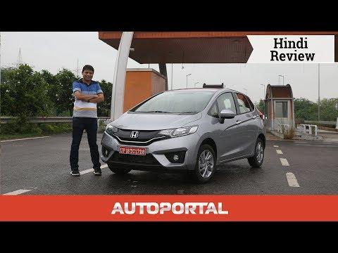 2018 Honda Jazz (Hindi) - Test Drive Review - Autoportal