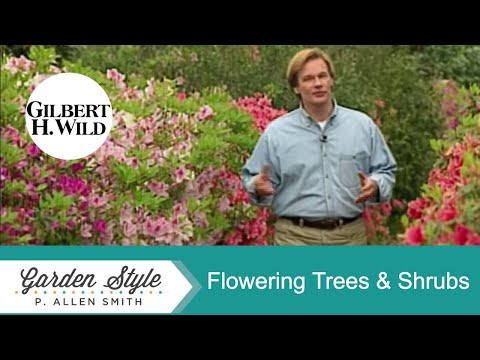 Planting Flowering Trees And Shrubs | Garden Style (202)