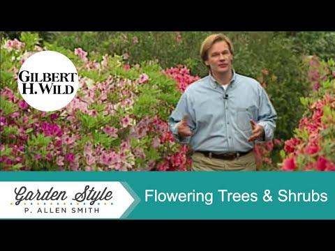 Flowering Trees And Shrubs | Garden Style (202)
