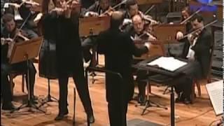 Brahms: Violin Concerto - Joshua Bell & Roberto Tibiriçá