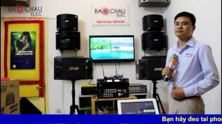 Giới thiệu Amply Jarguar 600A và chất lượng âm thanh Ampli karaoke Jarguar PA 600A