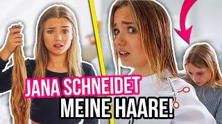 JANA SCHNEIDET MEINE HAARE! Extensions raus + Haare kurz (Hilfe)