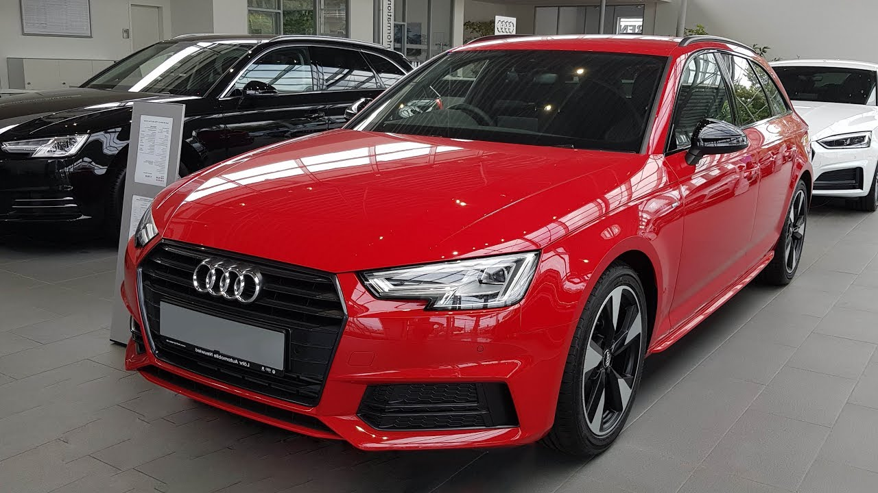 2018 Audi A4 Avant 20 Tfsi Ultra S Line S Tronic Audiview