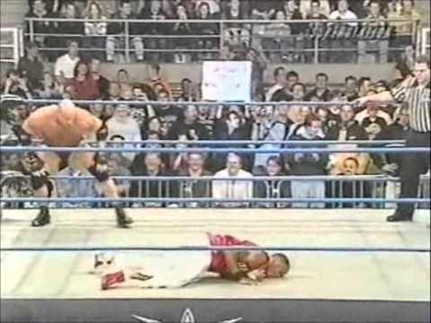 Elix Skipper vs Goldberg