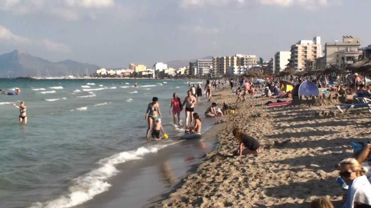 Traumstrand Can Picafort & Playa de Muro - Mallorca HD