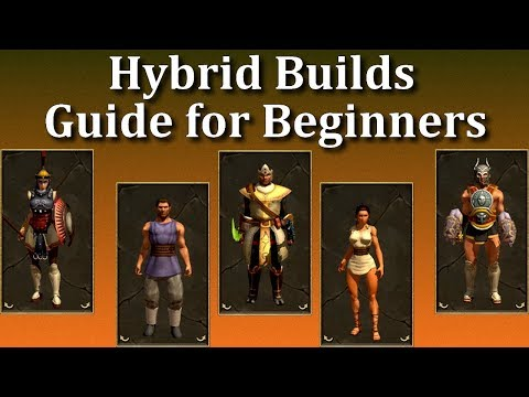 Titan Quest Anniversary Ragnarok - Game guide for beginners Hybrid builds